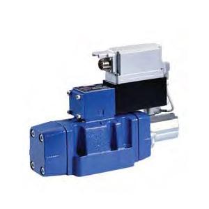 4WRLE Series High-Response Directional Valves
